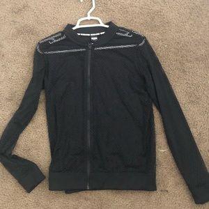 Victoria secret mesh jacket